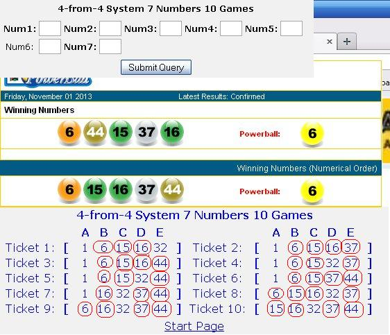 Free Online Powerball Systems | Forget The Jackpot 2 0 Lotto